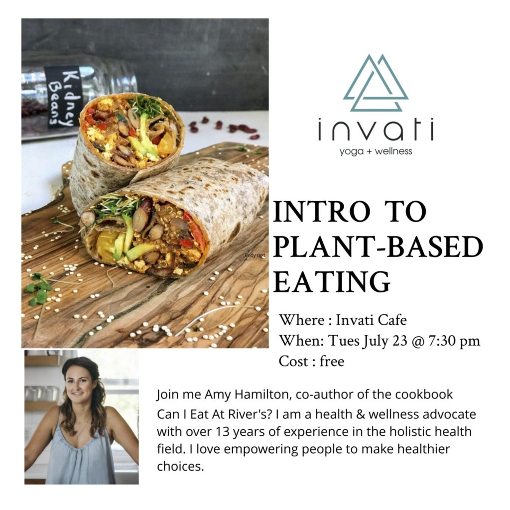 Read more on Intro to plant-based eating
